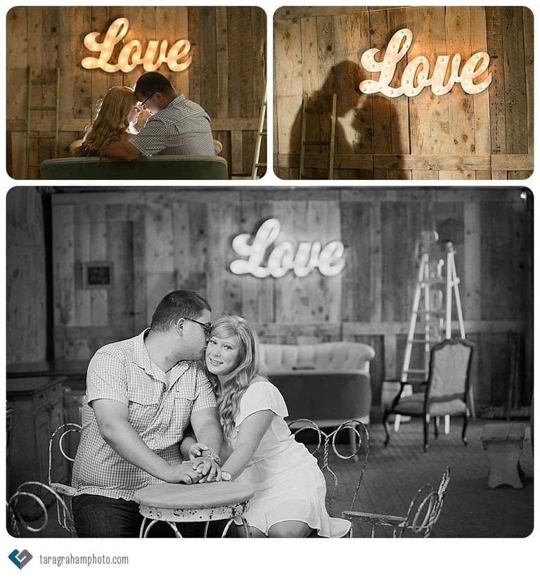 Sagewood Farm Love marquee
