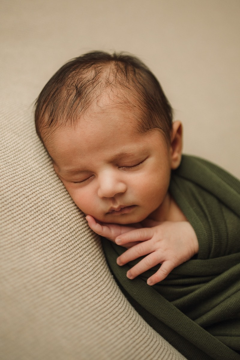 newborn boy oshawa photographer